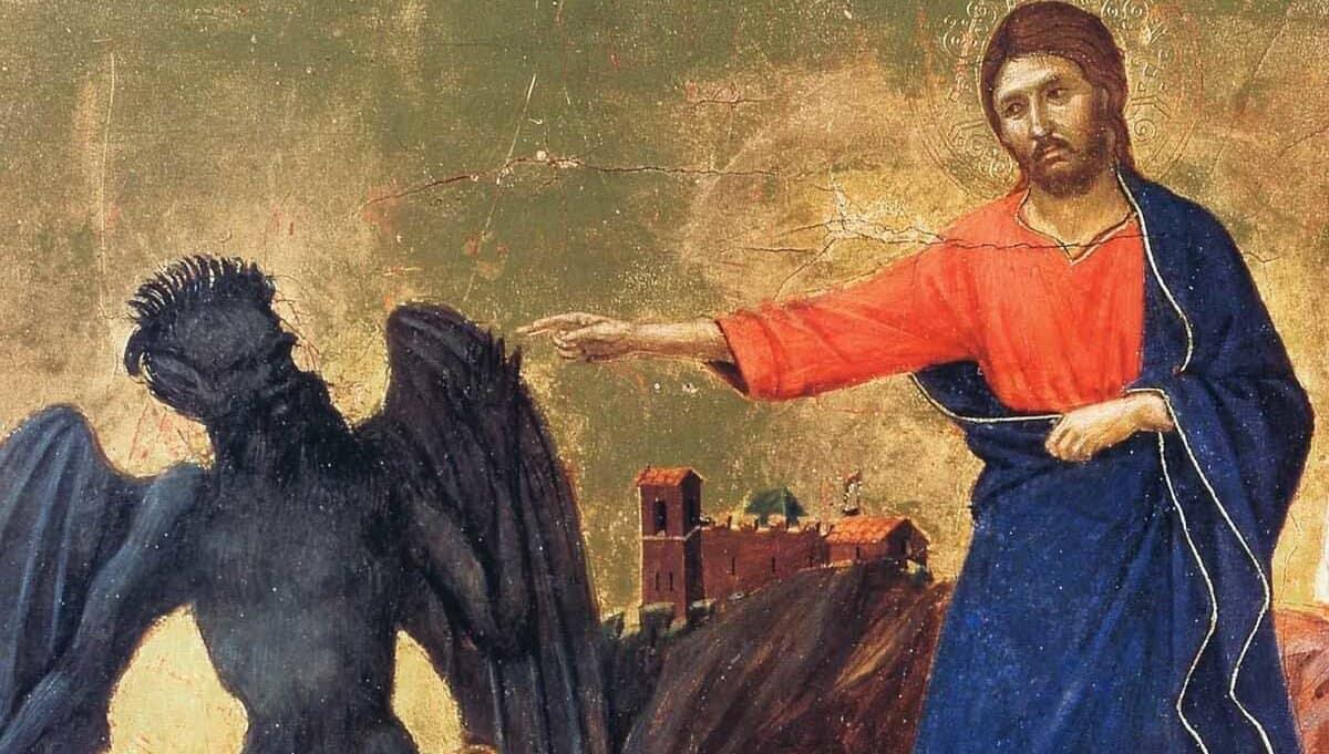 Почему у Христа не было искушения женщиной?