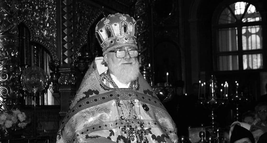 Преставился почетный настоятель Богоявленского собора в Елохове протопресвитер Матфей Стаднюк