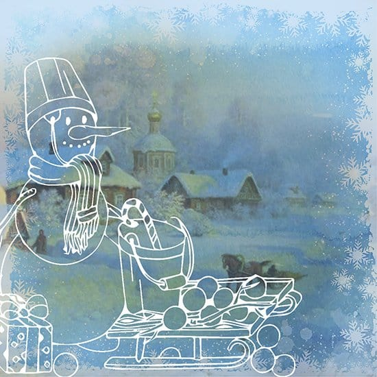 """Рождественские открытки от """"Фомы"""": с каждой – настоящее чудо!"""