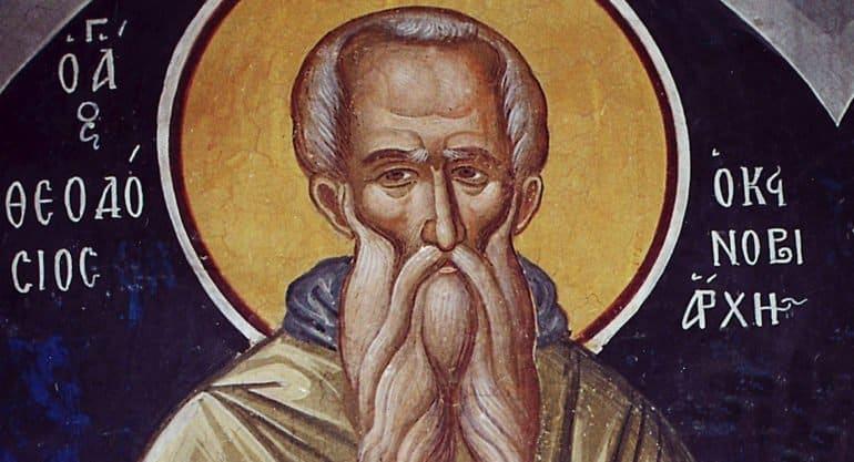 Церковь вспоминает преподобного Феодосия Великого