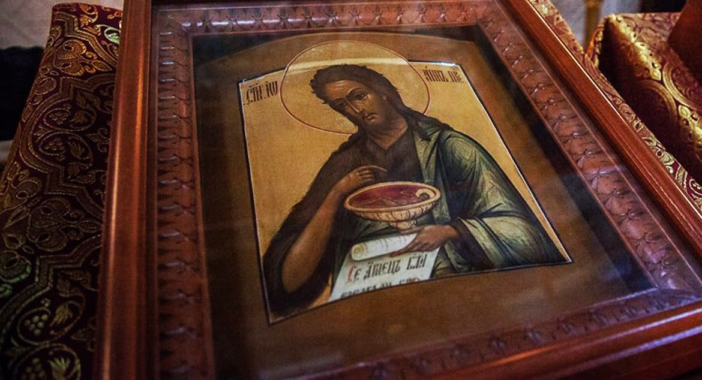 Церковь празднует Собор святого Иоанна Предтечи