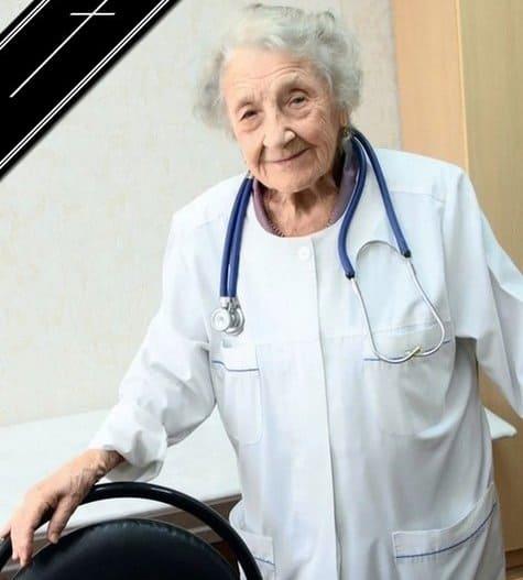 На 93-м году умерла старейший практикующий хирург России Алла Левушкина