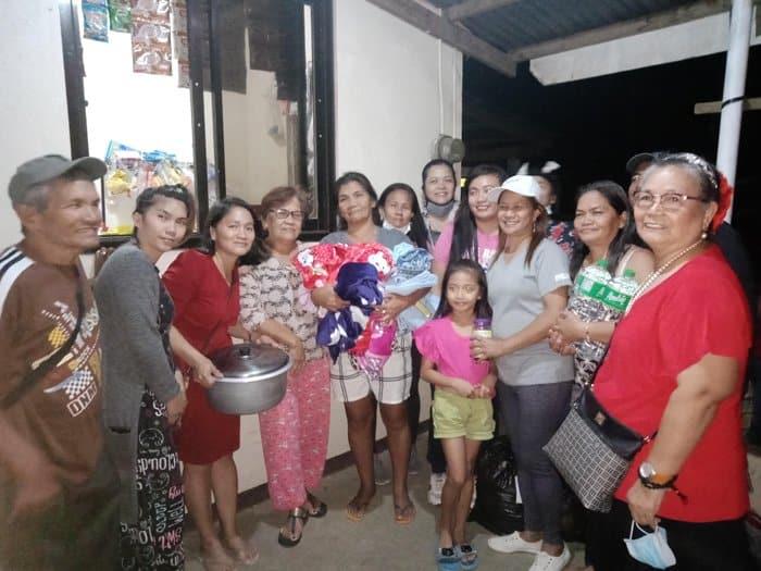 Американский священник Русской Церкви помогает филиппинцам, пострадавшим от вулкана