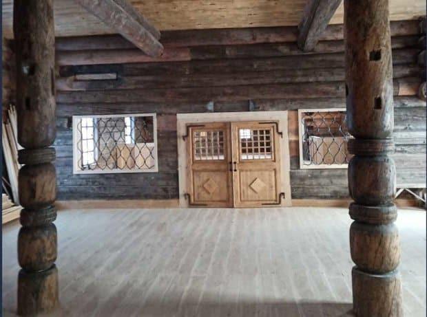 В Архангельской области завершили 10-летнее воссоздание церкви XVIII века