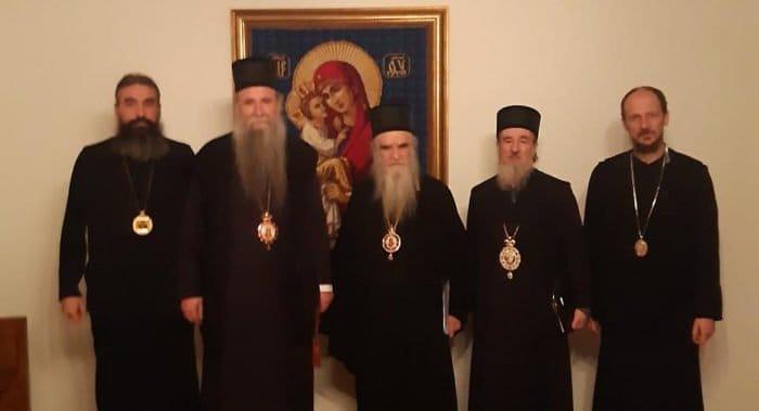 Сербские архиереи обратились в суд Черногории с целью отмены дискриминационного закона о религии