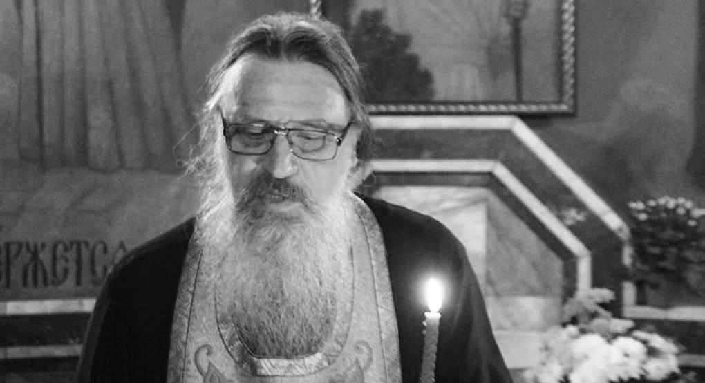 Преставился духовник Данилова монастыря Москвы архимандрит Даниил (Воронин)