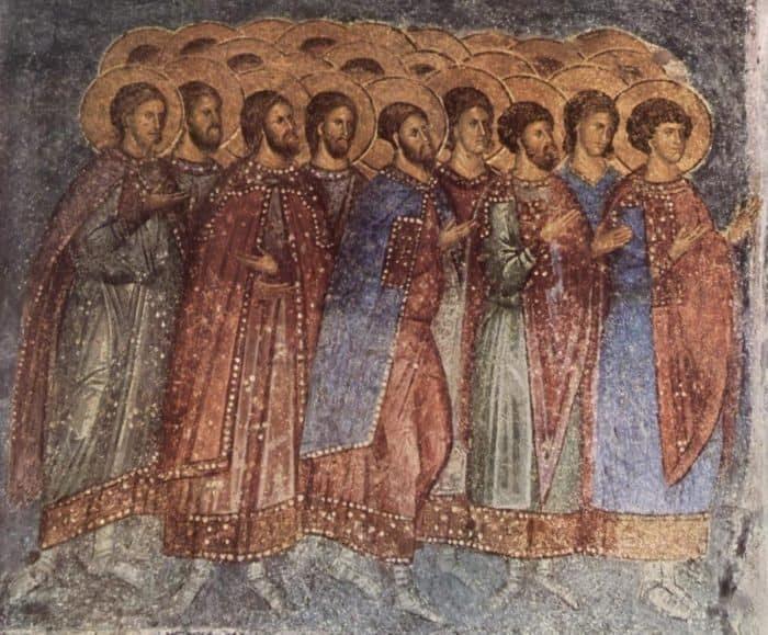 Кто такие мученики за Христа?