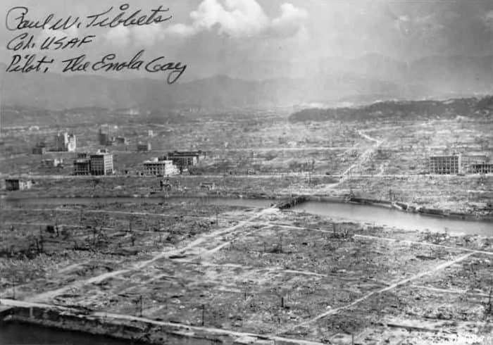 Хиросима после атомной бомбардировки ВС США / Фото U.S. Navy Public Affairs Resources Website/Wikimedia Commons/СС BY 2.0
