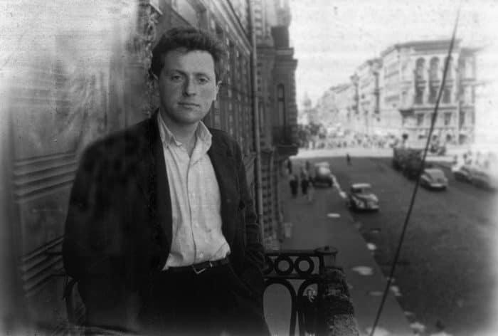 Иосиф Бродский в 1960-е годы