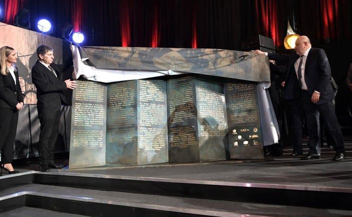 В Иерусалиме открыли «Свечу памяти» в честь героев блокадного Ленинграда