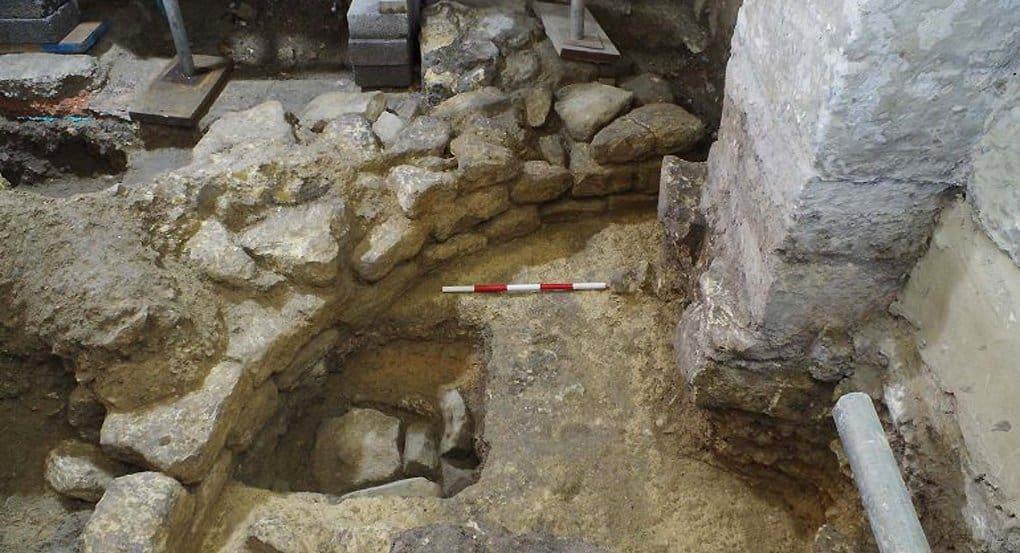 Найдены руины монастыря, в котором короновали короля Англии Эдгара