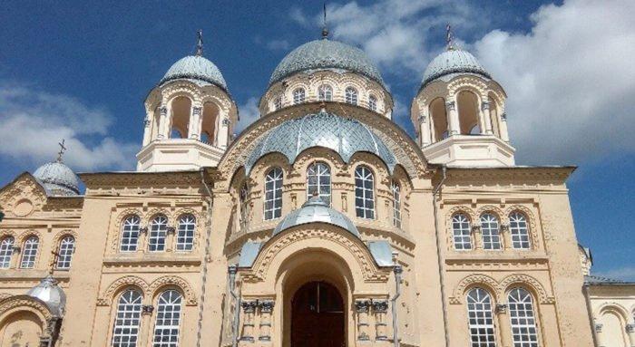 Ансамбль Николаевского монастыря XVII века в Верхотурье передали Церкви