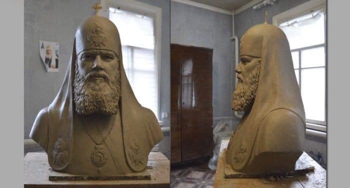 В эстонском Йыхви создают памятник патриарху Алексию II, который откроют в 2020 году