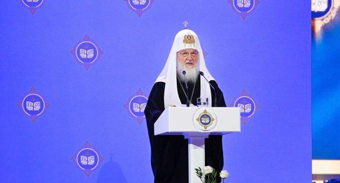 Христианство не имеет ничего общего с так называемой идеологией непротивления, – патриарх Кирилл
