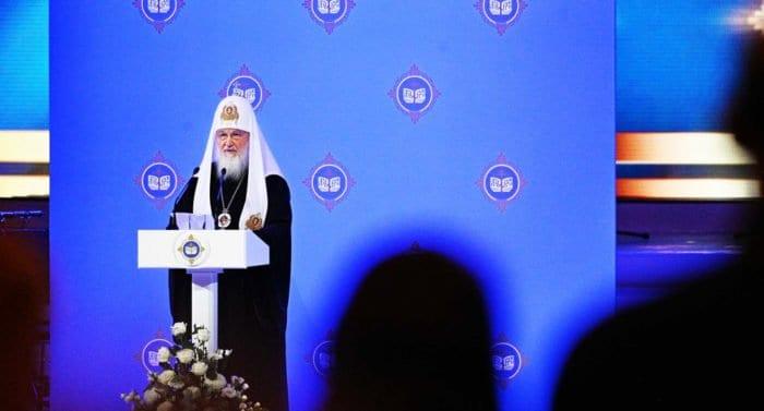 От того, каким будет воспитание молодежи, сегодня во многом зависит благополучие России, – патриарх Кирилл