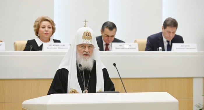 Патриарх Кирилл о проблемах семьи, биоэтики и развития технологий: 5 важных тем