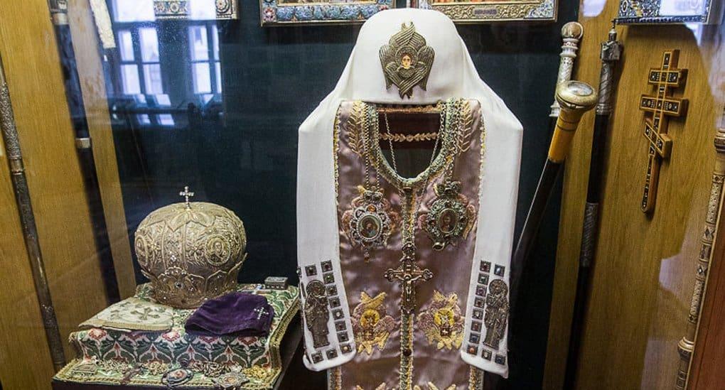 Первая выставка об истории патриаршества в России пройдет в Петербурге