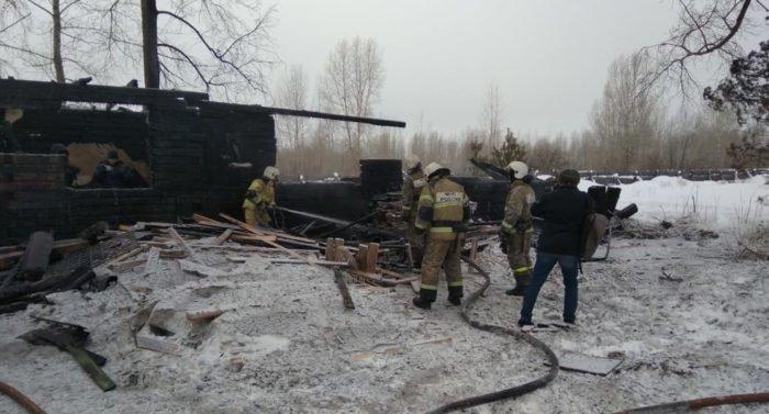 Патриарх Кирилл соболезнует в связи с гибелью людей на пожаре в Томской области