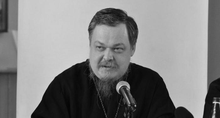 Скончался протоиерей Всеволод Чаплин