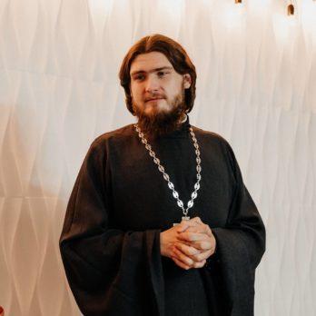 БАБКИН Николай, священник