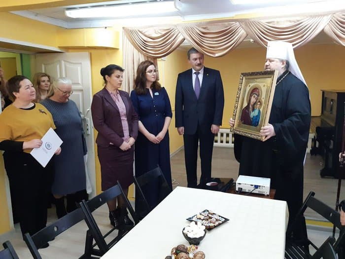 Церковь помогла открыть в Архангельске один из крупнейших в стране кризисных центров для мам