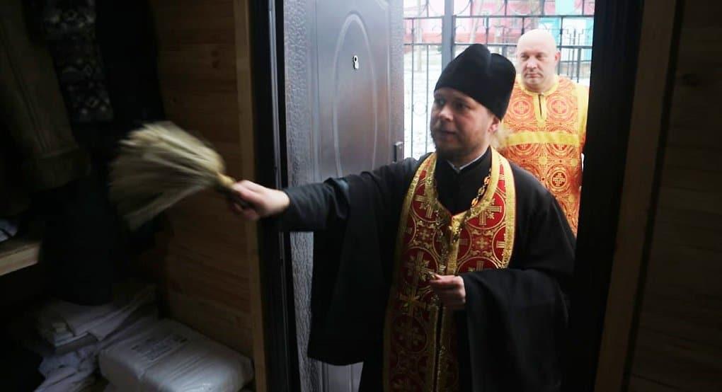 Центр гуманитарной помощи открыла Церковь в белгородском поселке