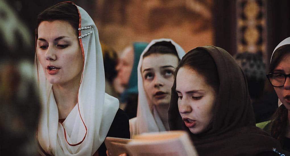 Роль женщины в Церкви вторична?