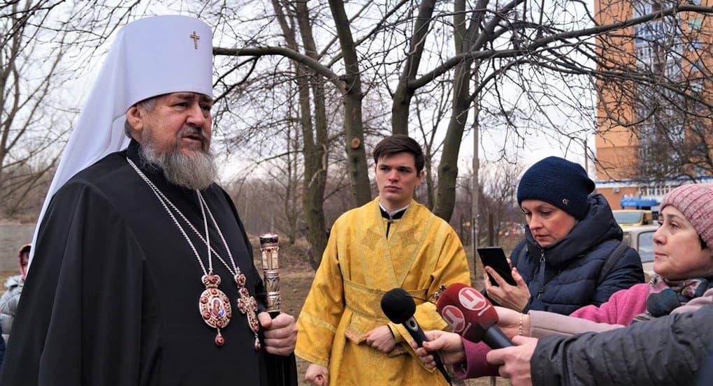Митрополит Полтавский Филипп призвал проявить милосердие к эвакуированным из Китая украинцам