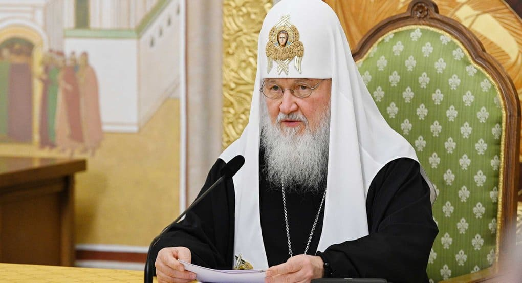 Патриарх Кирилл считает, что в школе надо больше рассказывать обо всех сферах русской культуры