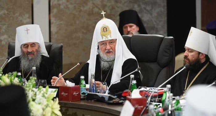Патриарх Кирилл назвал шесть проблем, грозящих расколоть православный мир