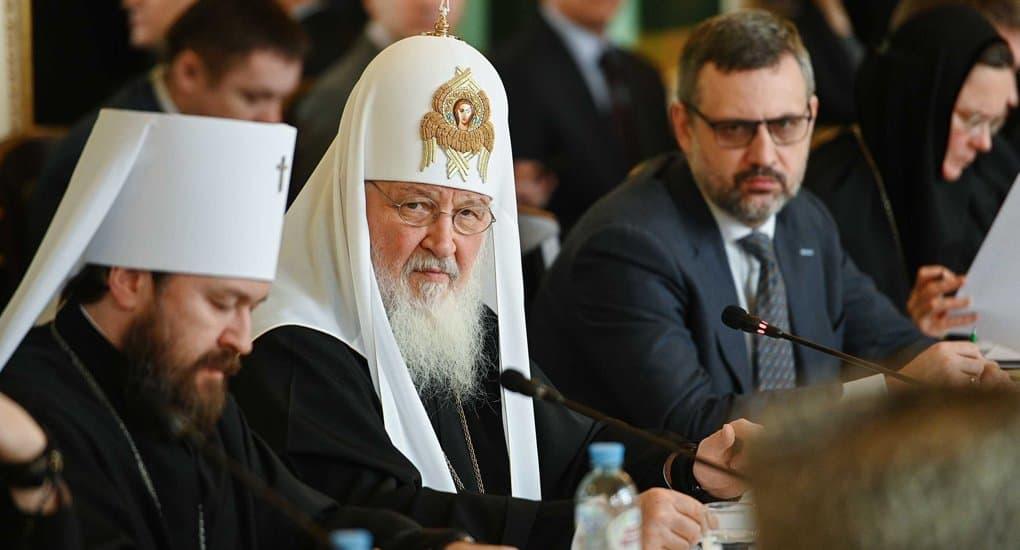 Патриарх Кирилл на примере других стран показал, что упоминание Бога в Конституции допустимо