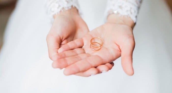 Можно ли поменять освященное кольцо?
