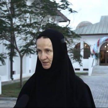 ЮРЧУК Мариам, монахиня