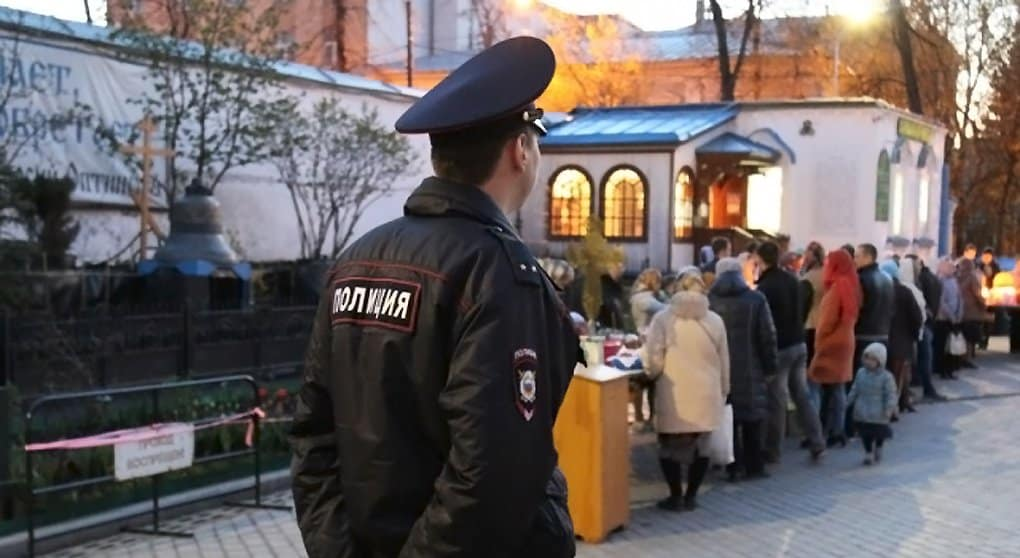Вопросу обеспечения безопасности в московских храмах следует уделить особое внимание, считает священник