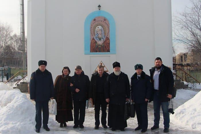 В самарской исправительной колонии №10 услышали радио «Вера»
