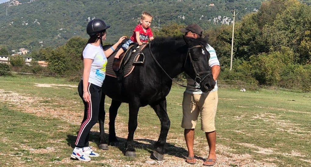 При участии Русской Церкви в Черногории запустили проект реабилитации тяжелобольных детей