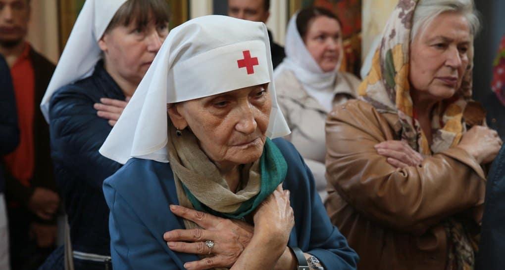 Евхаристия дает силу и любовь сестрам милосердия и больничным священникам, – епископ Пантелеимон