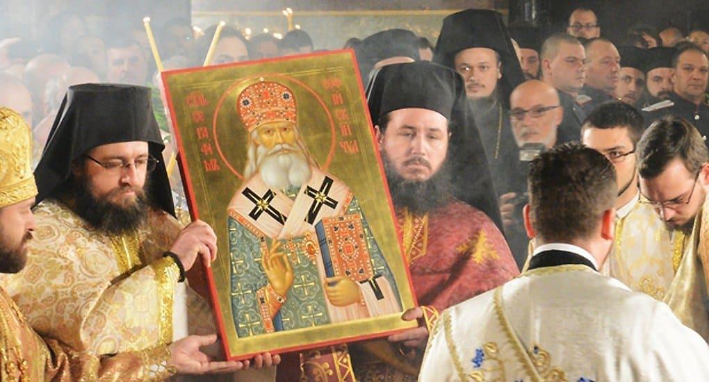 Церковь чтит память святителя Серафима (Соболева), окормлявшего русских в Болгарии