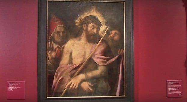 Картину «Се Человек» Тициана можно снова увидеть в ГМИИ им. Пушкина