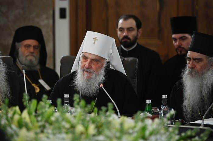 Участники встречи в Аммане призвали решить церковный вопрос в Украине путем всеправославного диалога
