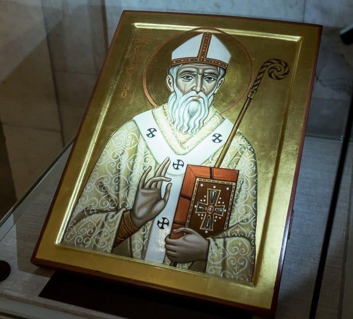 Иконы святых неразделенной Церкви показывают в Кемерове