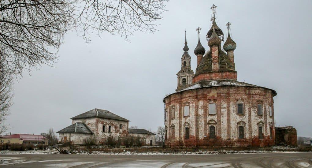 В России насчитали свыше 3 тысяч аварийных храмов