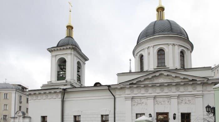 Церкви передали храм святителя Николая в Котельниках