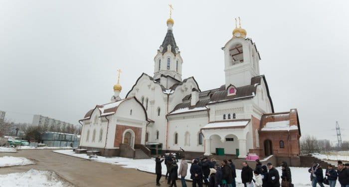 Завершается строительство трех храмов из «Программы 200» на северо-западе Москвы