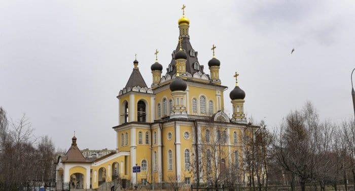 К маю 2020-го планируют сдать самый большой храм на юго-востоке Москвы