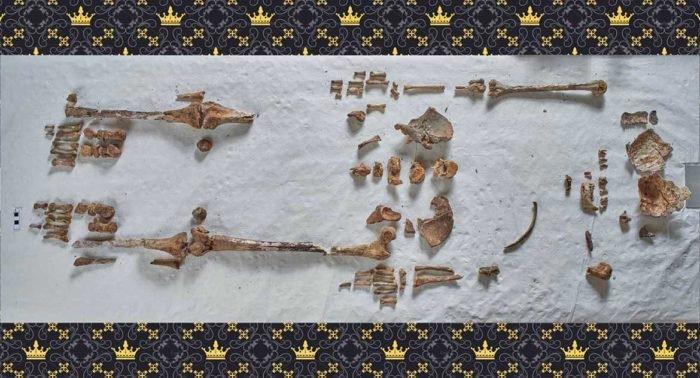 Найдены останки прапрапра- (и еще 37 раз пра-) бабушки британской королевы. При чем здесь православие?