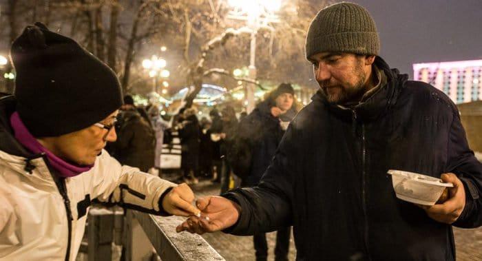 Открыт прием заявок на конкурс помощи бездомным им. Надежды Монетовой