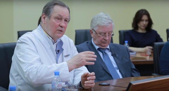Академик РАН рассказал в видеолекции о лечении коронавируса