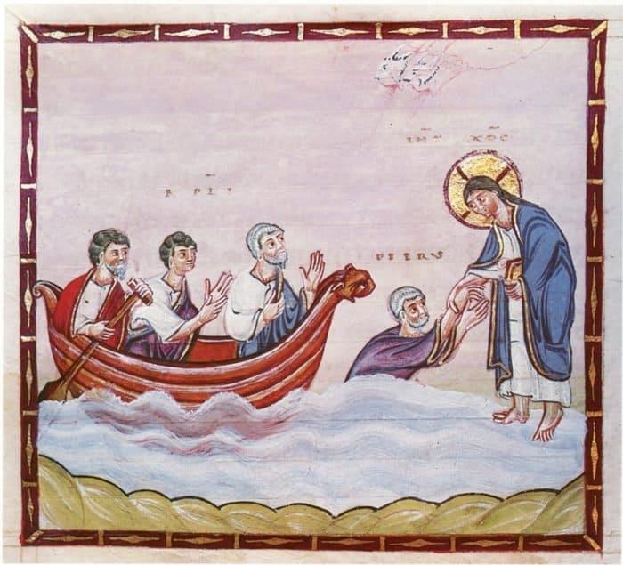 Погружение в Евангелие. День 6