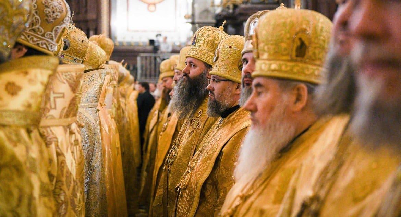 В ряд епархий Русской Церкви назначены викарные епископы